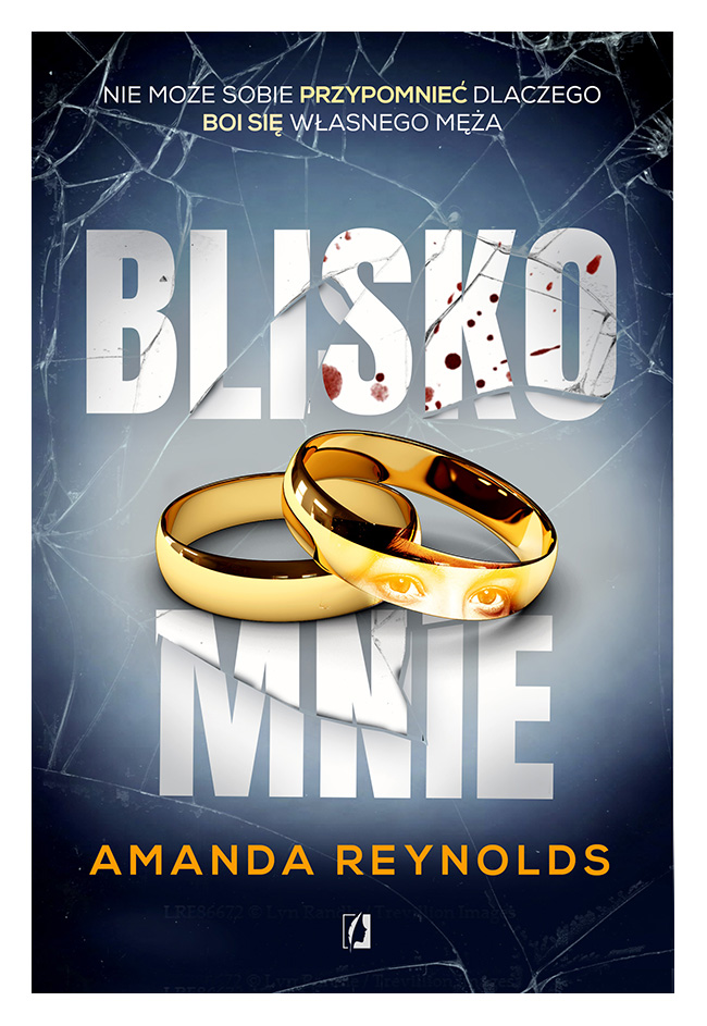 The Polish edition of CLOSE TO ME - love this cover!