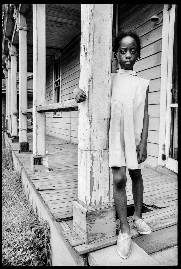 USA. Norfolk, Va. 1966. Lois. From the series Tell It Like It Is.