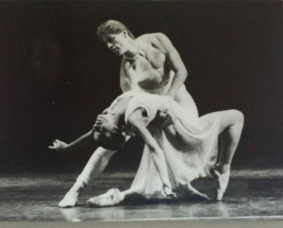 Debra austin and donald dadey in adagio hammerklavia by hans van mallen ballet zurich