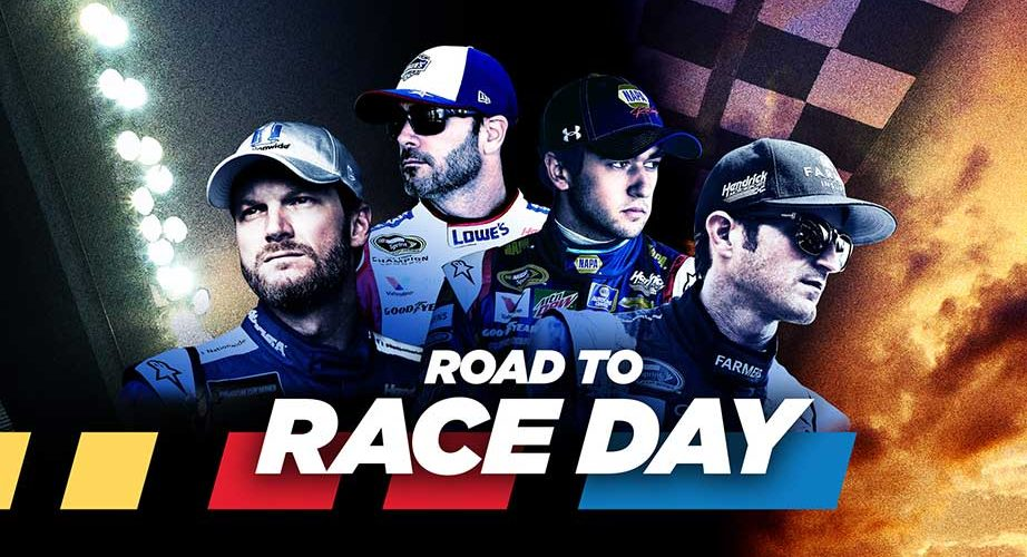 "cover art for ""Road to Race Day."""