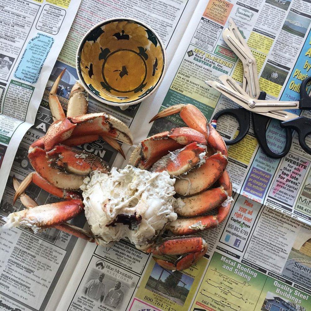 crab dinner at plum nelli washington.jpg