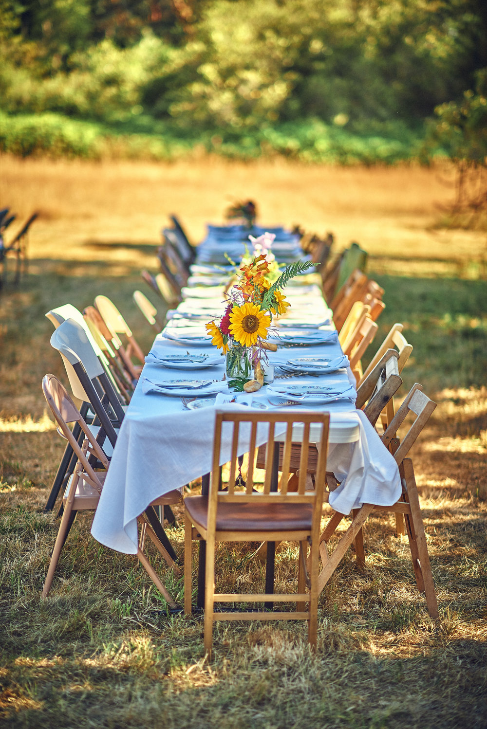 plum nelli outdoor dinner table settings for farm wedding.jpg