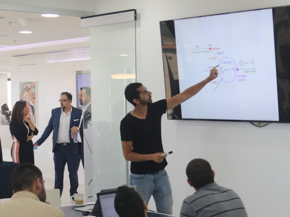 The irony of leaving SF to find myself playing ping pong at a startup in the West Bank does not escape me. - I didn't go with an agenda — I felt that teaching [Data Science] would add to the experience of my trip and allow me to better understand the true nature of living in the region.Read more
