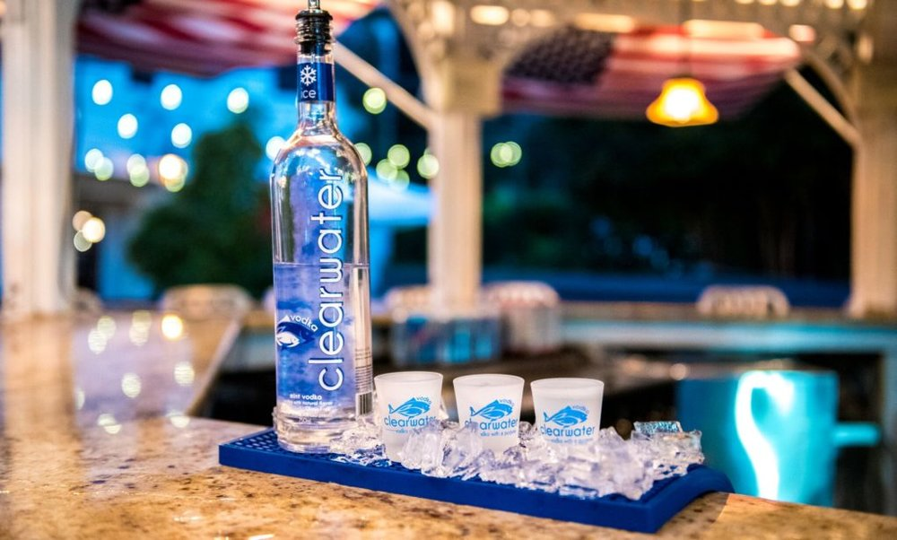 Using Clearwater Air's premium gluten-free base blended with natural mint flavors for a fresh, invigorating finish, Clearwater Ice is an exciting new way to enjoy the world's most popular spirit.