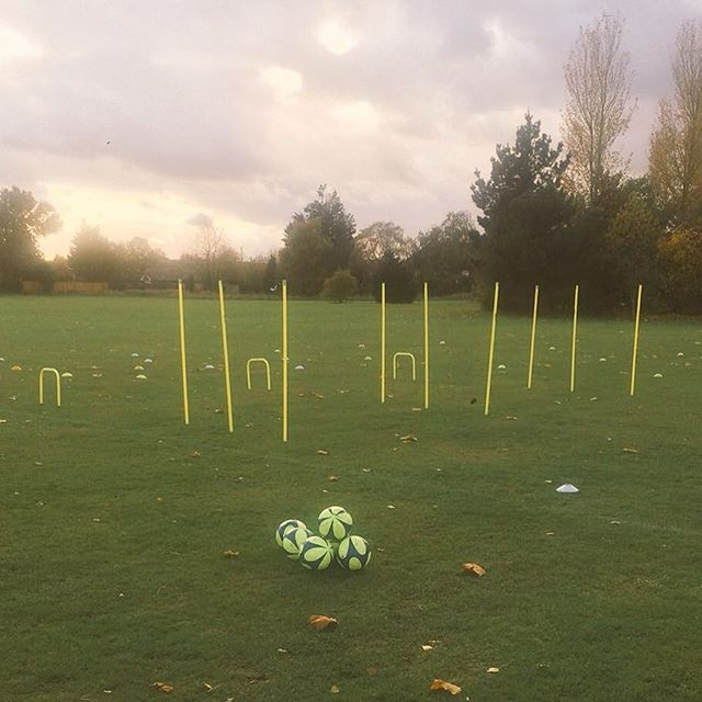 ⚽️ Another enjoyable after school club at Chandlers Field today! #coaching #youth #school