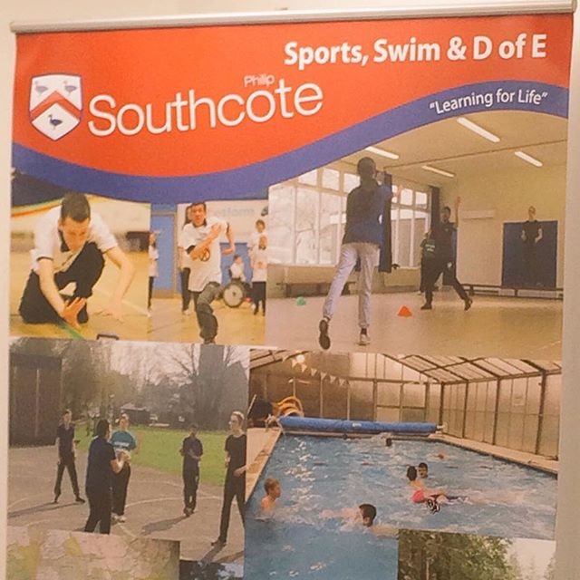 🏅We're at Philip Southcote School today for some ESP PE Provision! #school #youth #sport