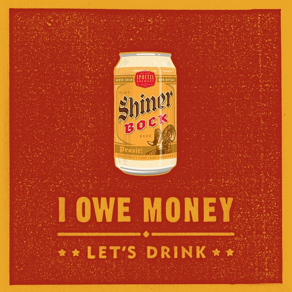 Look on the bright side. The IRS can't take your beer. #TaxDay