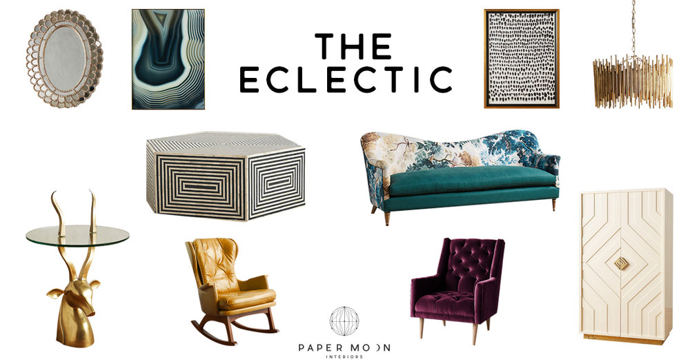 Eclectic Interior Design Styles