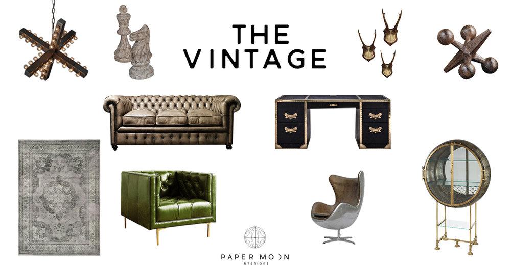 Vintage Interior Design Styles