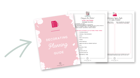 Get Your Free Decorating Planning Guide