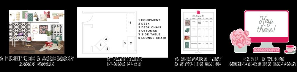 Paper Moon Interiors Online Interior Design Services