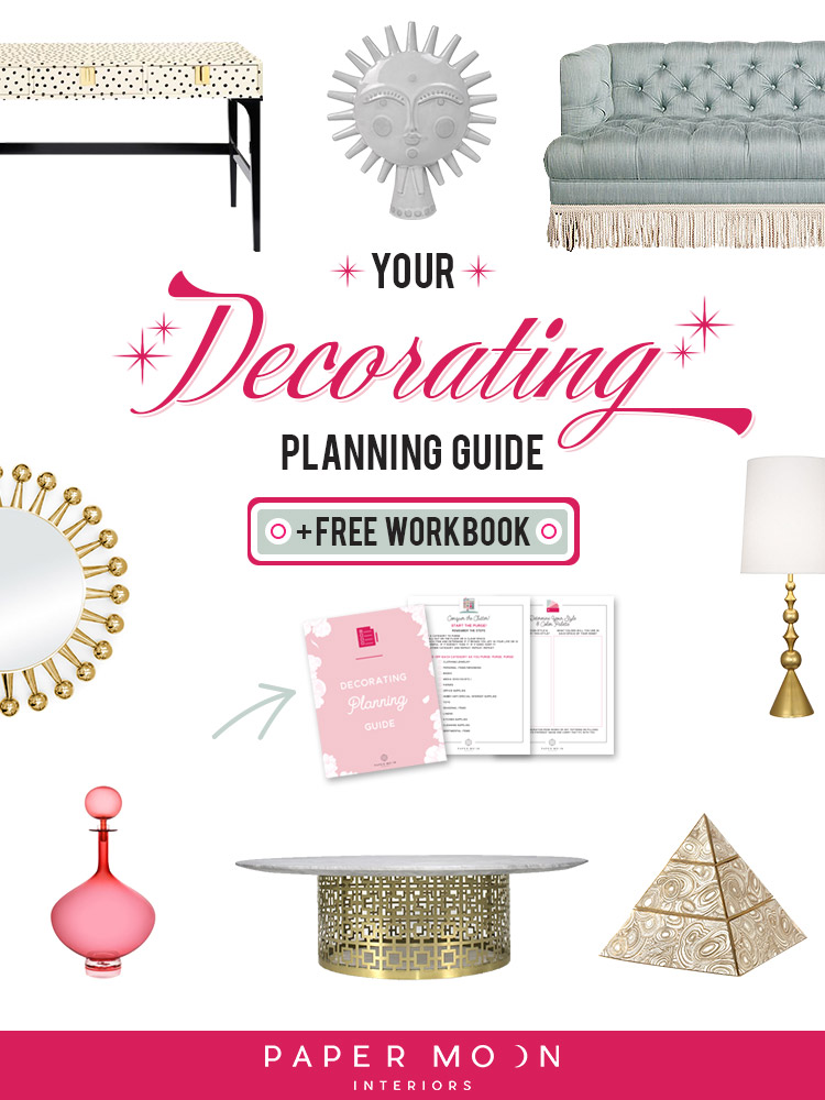 How to Create a Decorating Planning Guide