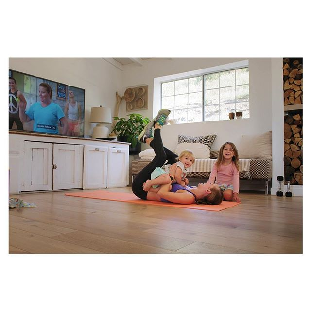 "As part of Beachbody On Demand's goal to bring a world class health and fitness experience to every household in America, we wrote and produced this spot to help tell the story of convenience, accessibility, and most importantly - family. (3 of 3) #BOD #FitFam #Workout - See IGTV ""This Is BOD"" for full video."