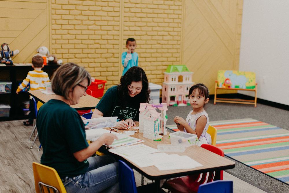 Explore - Kids Ministry