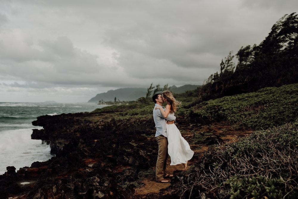 Kalie + Jon | Oahu Photographer | Kristen Giles Photography.jpg| Kristen Giles Photography - 002.jpg