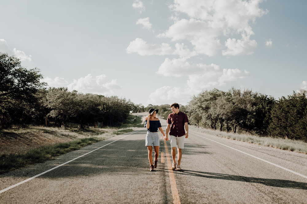 Michelle + Aron | Pederbales Falls Texas Engagement| Kristen Giles Photography - 008.jpg