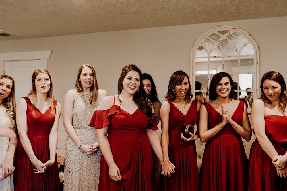 Michelle + Aron-Houston Wedding Photographer-Magnolia Meadows-Winter Wedding | Kristen Giles Photography - 018.jpg