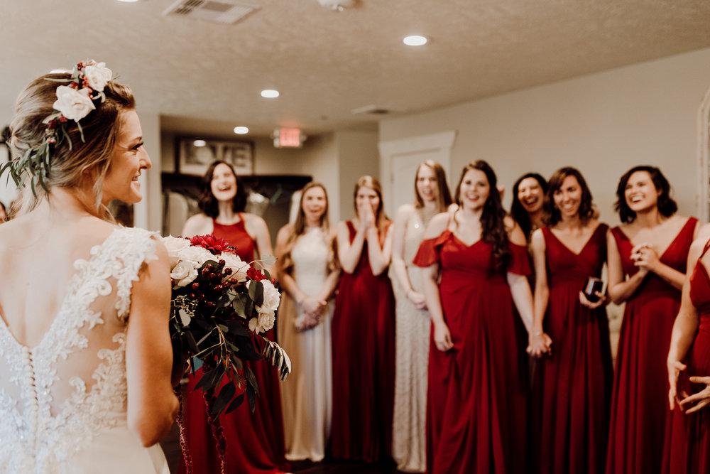 Michelle + Aron-Houston Wedding Photographer-Magnolia Meadows-Winter Wedding | Kristen Giles Photography - 019.jpg
