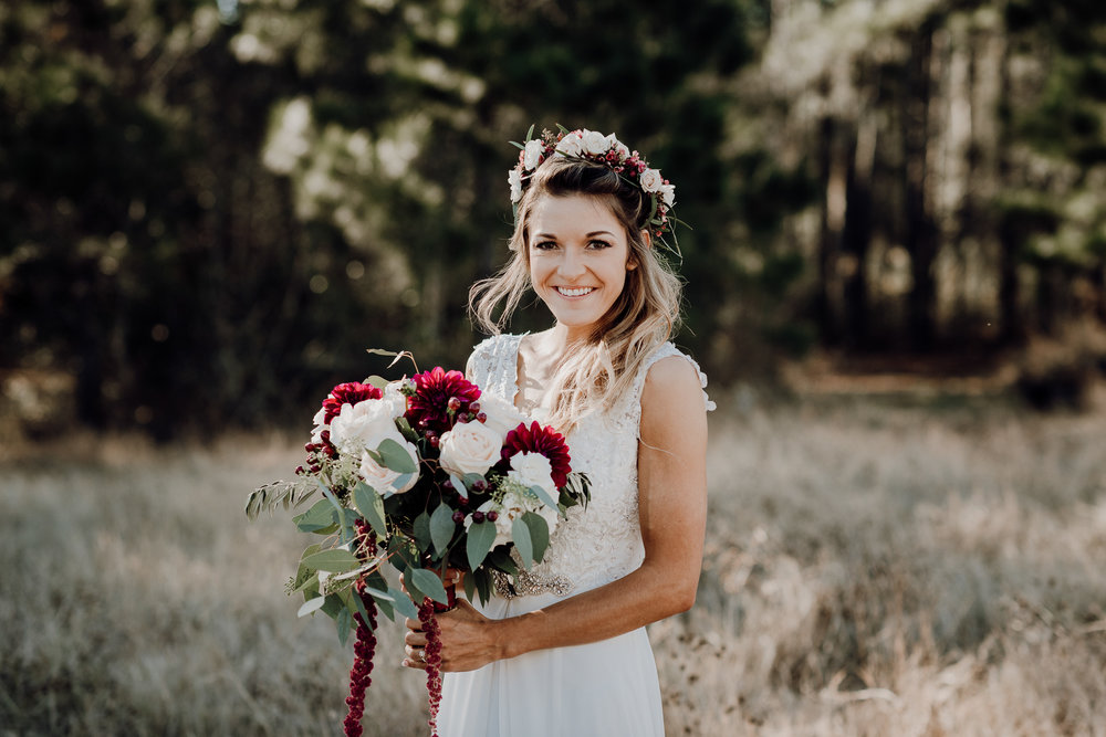Michelle + Aron-Houston Wedding Photographer-Magnolia Meadows-Winter Wedding | Kristen Giles Photography - 021.jpg