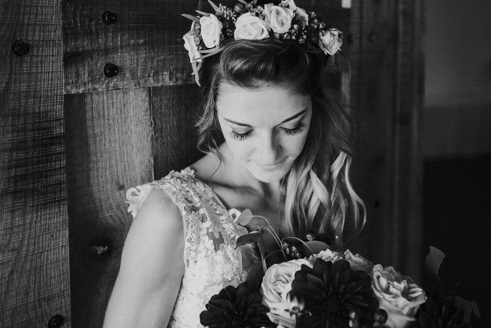Michelle + Aron-Houston Wedding Photographer-Magnolia Meadows-Winter Wedding | Kristen Giles Photography - 027.jpg
