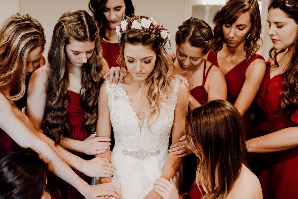 Michelle + Aron-Houston Wedding Photographer-Magnolia Meadows-Winter Wedding | Kristen Giles Photography - 034.jpg