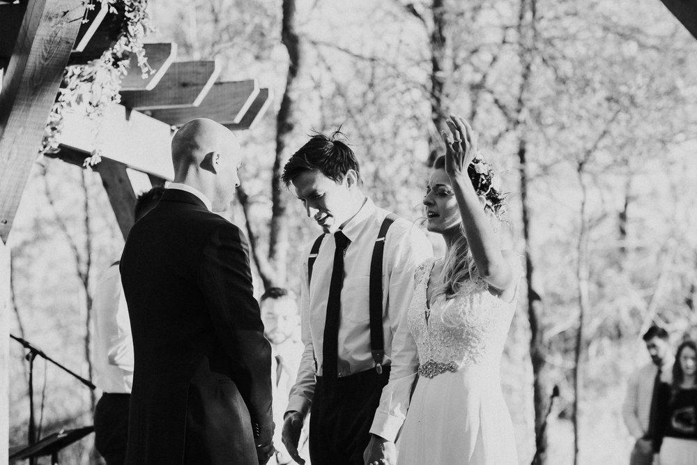 Michelle + Aron-Houston Wedding Photographer-Magnolia Meadows-Winter Wedding | Kristen Giles Photography - 040.jpg
