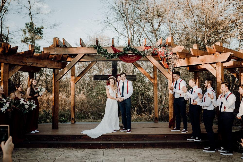 Michelle + Aron-Houston Wedding Photographer-Magnolia Meadows-Winter Wedding | Kristen Giles Photography - 048.jpg