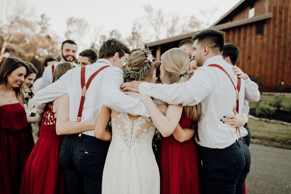 Michelle + Aron-Houston Wedding Photographer-Magnolia Meadows-Winter Wedding | Kristen Giles Photography - 058.jpg