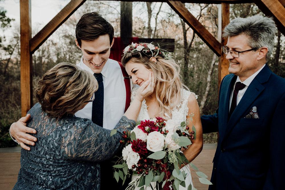 Michelle + Aron-Houston Wedding Photographer-Magnolia Meadows-Winter Wedding | Kristen Giles Photography - 066.jpg