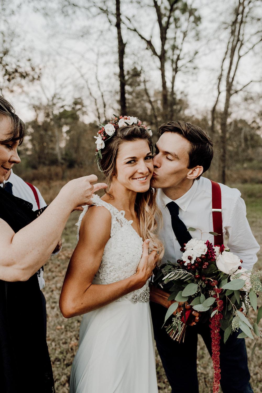 Michelle + Aron-Houston Wedding Photographer-Magnolia Meadows-Winter Wedding | Kristen Giles Photography - 077.jpg