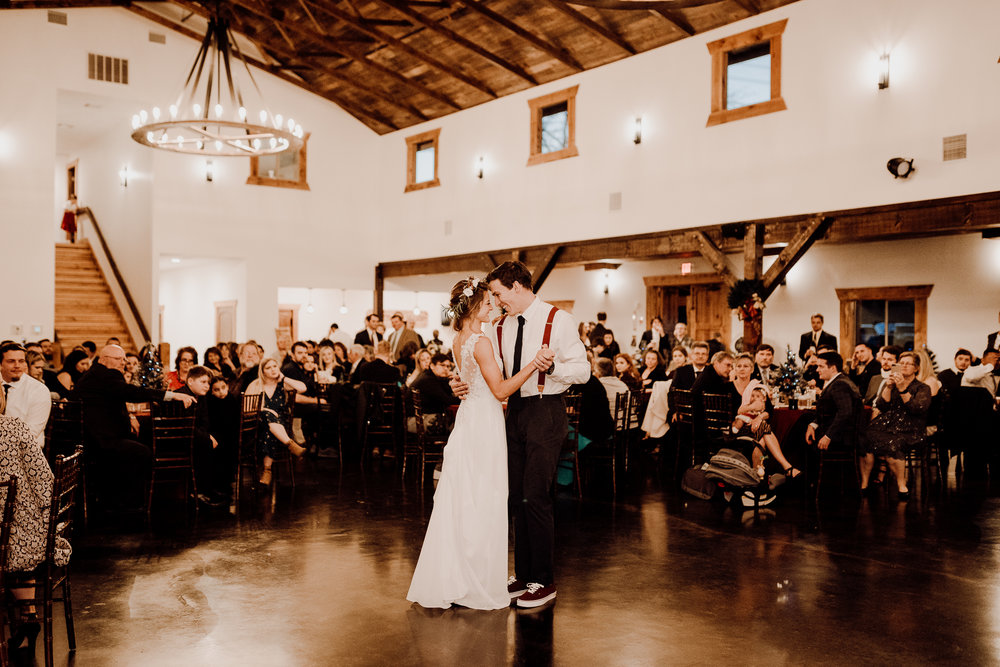 Michelle + Aron-Houston Wedding Photographer-Magnolia Meadows-Winter Wedding | Kristen Giles Photography - 083.jpg