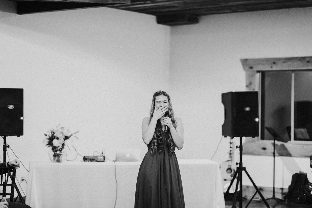 Michelle + Aron-Houston Wedding Photographer-Magnolia Meadows-Winter Wedding | Kristen Giles Photography - 090.jpg