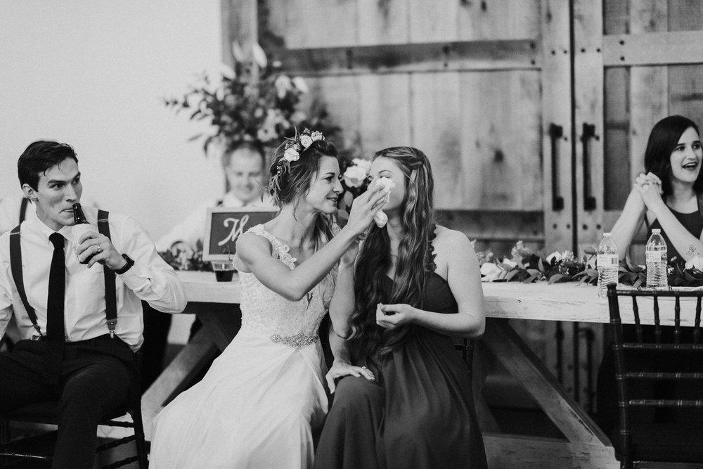 Michelle + Aron-Houston Wedding Photographer-Magnolia Meadows-Winter Wedding | Kristen Giles Photography - 092.jpg