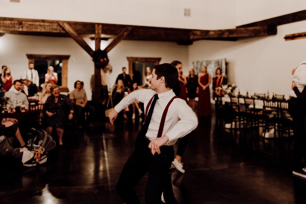 Michelle + Aron-Houston Wedding Photographer-Magnolia Meadows-Winter Wedding | Kristen Giles Photography - 094.jpg