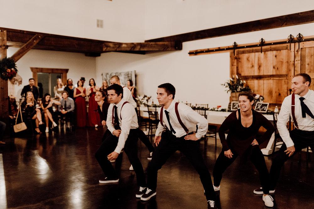 Michelle + Aron-Houston Wedding Photographer-Magnolia Meadows-Winter Wedding | Kristen Giles Photography - 096.jpg