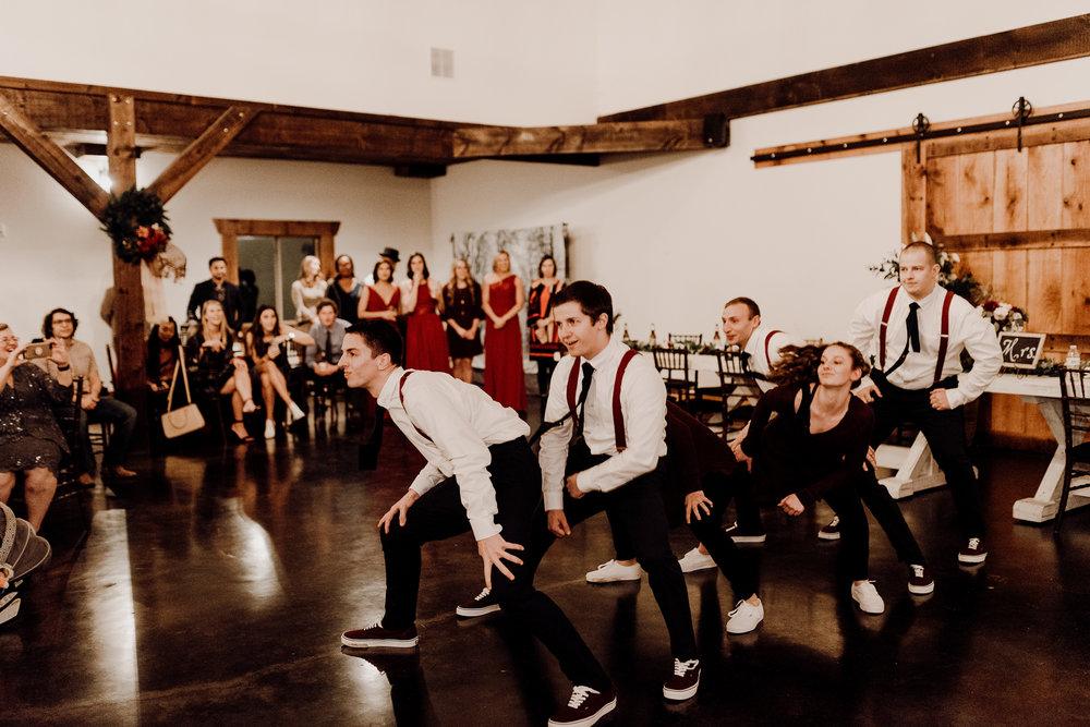 Michelle + Aron-Houston Wedding Photographer-Magnolia Meadows-Winter Wedding | Kristen Giles Photography - 097.jpg