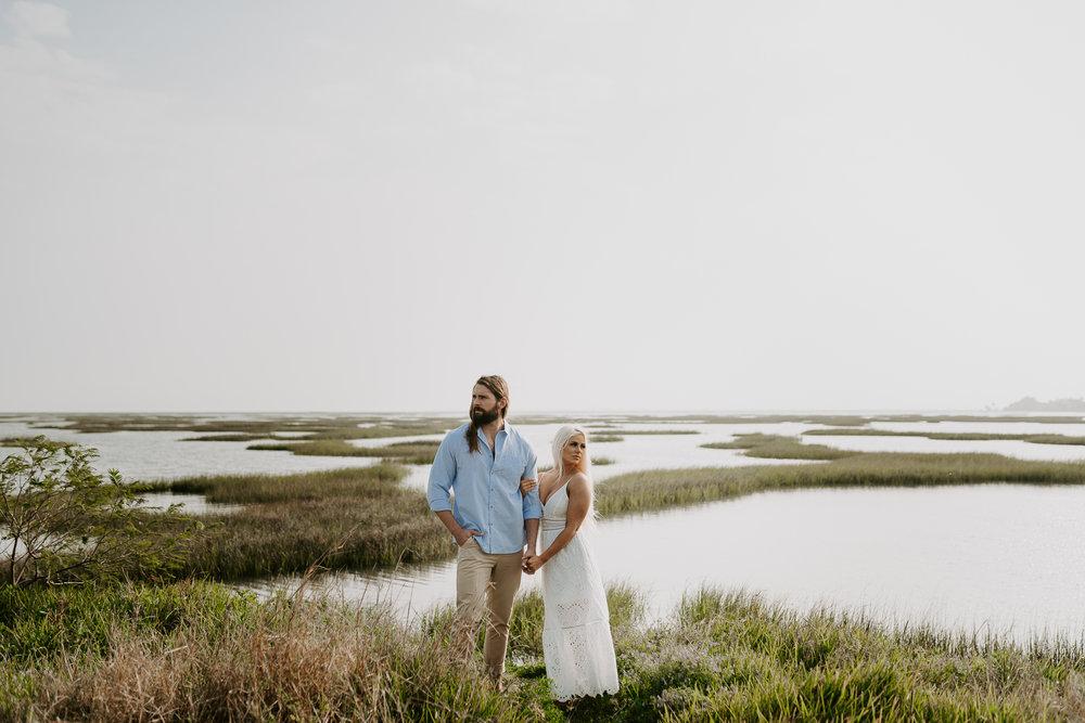 Ashley + Charles - Galveston Texas Moody Engagement Session | Kristen Giles Photography - 002.jpg