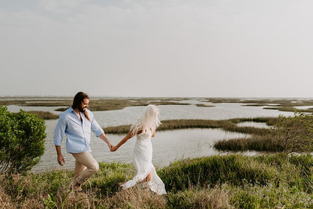 Ashley + Charles - Galveston Texas Moody Engagement Session | Kristen Giles Photography - 001.jpg