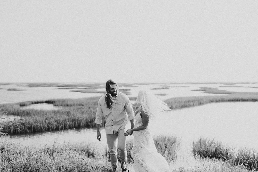 Ashley + Charles - Galveston Texas Moody Engagement Session | Kristen Giles Photography - 008.jpg