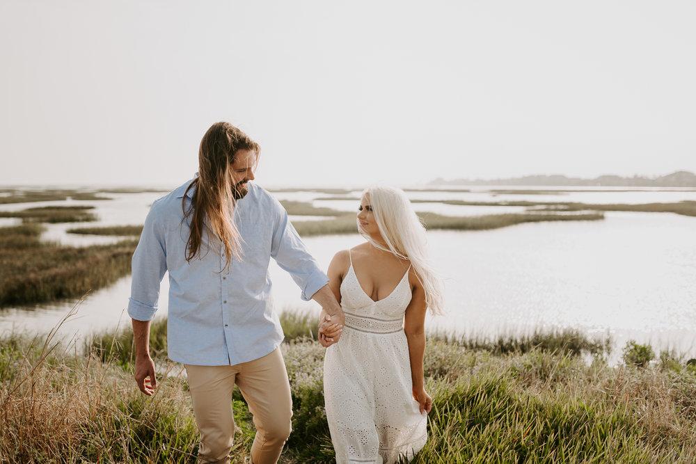 Ashley + Charles - Galveston Texas Moody Engagement Session | Kristen Giles Photography - 010.jpg
