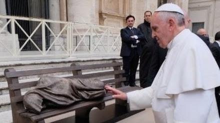 pope and homeless jesus.jpg