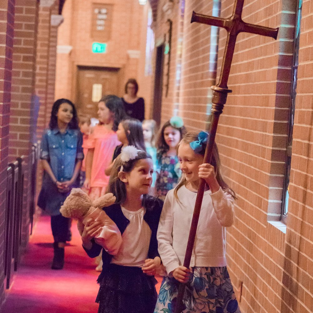 children procession inside RH.jpg