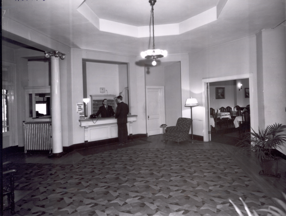 Image from Pack Library (Historic Inns of Asheville)
