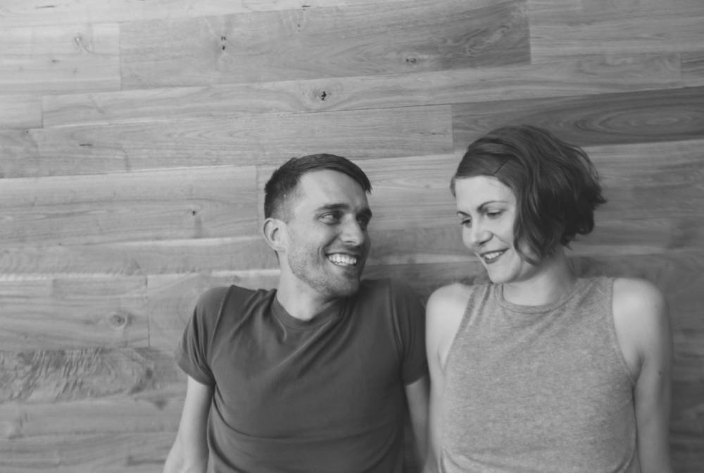 Beau & Kristen  facilitators