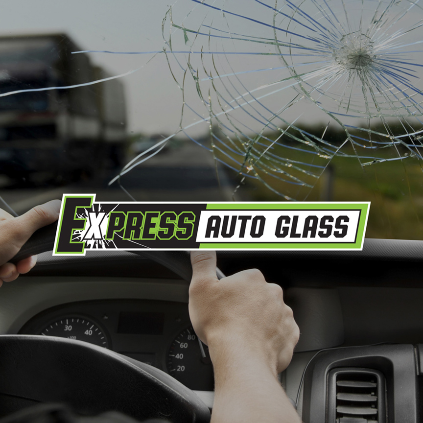 Express Auto Glass Branding & Website