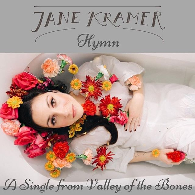 "We're so excited about the premiere of @janekramer's latest single, ""Hymn""! Mark your calendars folks— her new album, ""Valley of Bones"" will be available for listening on March 1st. A huge thanks to @brokenjukeboxmedia for premiering the new song 🌸 Listen here: https://thebluegrasssituation.com/read/listen-jane-kramer-hymn/"