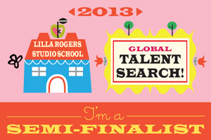 Global Talent Search Semi-Finalist