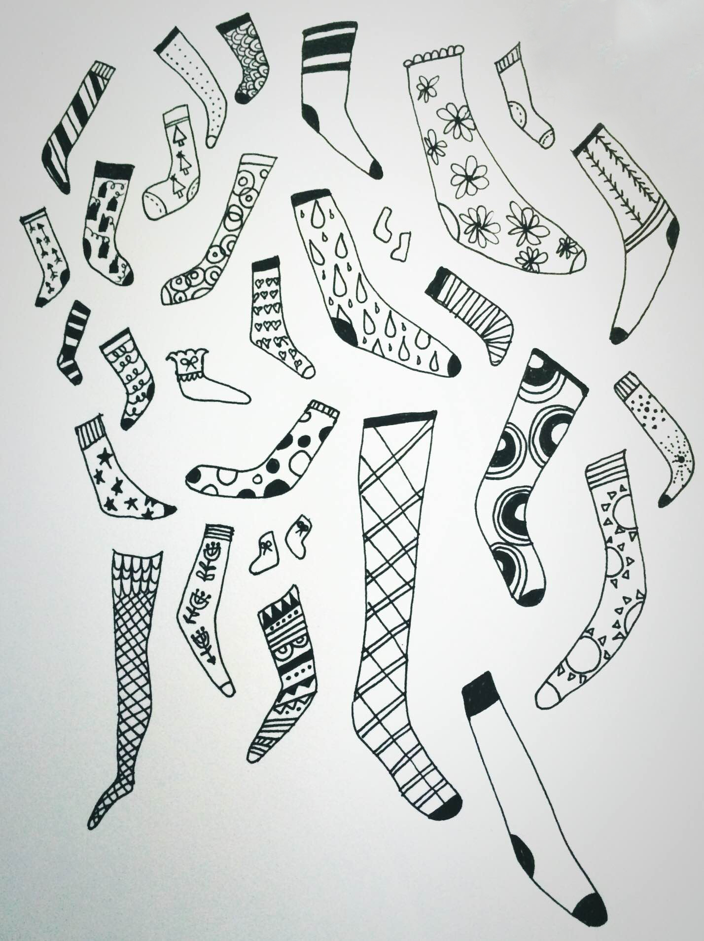 Socks_mygtsprep