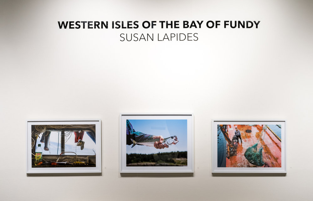 In 2016, the Saint John Art Centre exhibited the  Western Isles of the Bay of Fundy,  which is now titled  St. George . Thirty-four photographs were on exhibit. The show was featured in the Telegraph Journal, which is a major newspaper for the province of New Brunswick, Canada.
