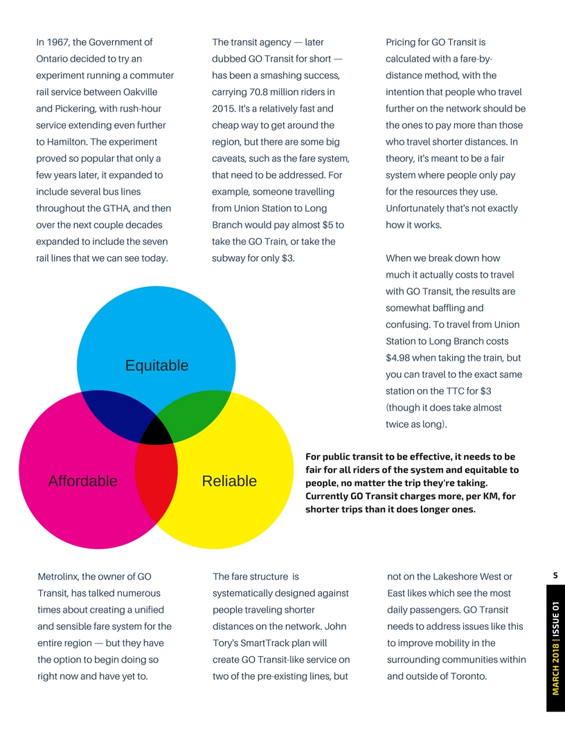 Little visuals like a venn diagram go a long way for helping the reader visualize the story, as well as providing a much needed break from a sea of text.